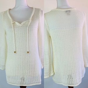 Lucky Brand Sweaters - Lucky Brand Loose Knit Sweater M